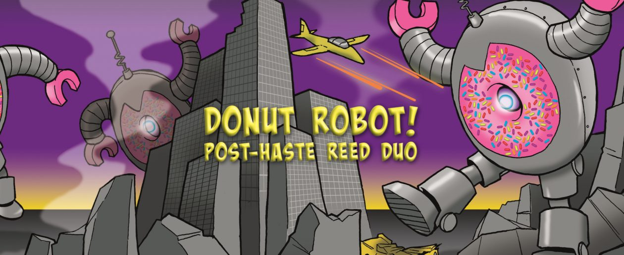 Post-Haste Reed Duo